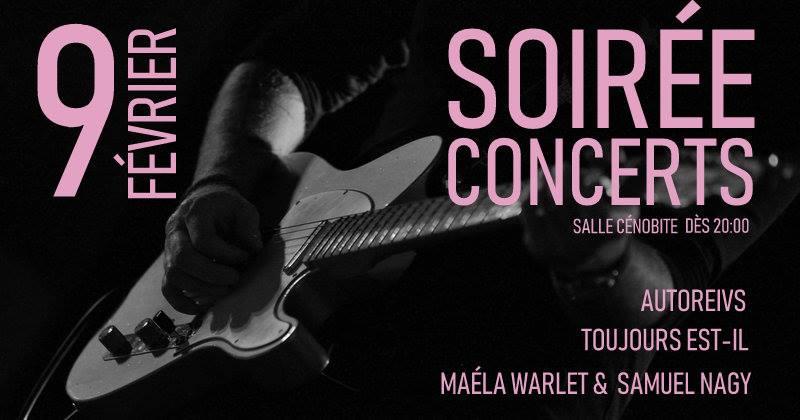 affiche concert 9 02 2019
